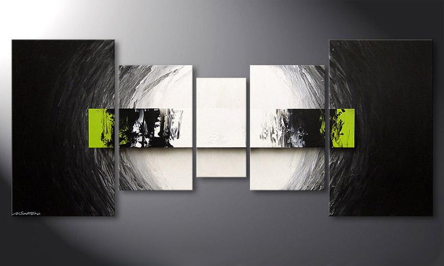 El cuadro Eternal Hope de 160x70x2cm