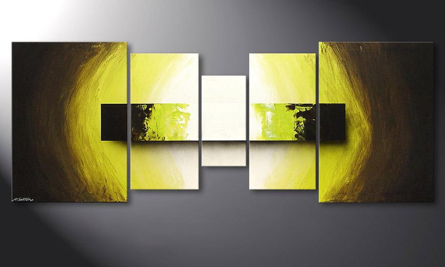 El cuadro Green Vision 180x70x2cm