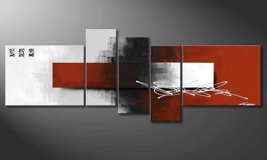 El cuadro inusual Follow your Dream 160x60x2cm