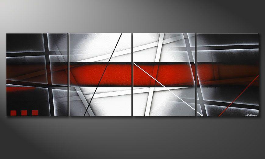Nuestra pintura XXL Focus on Essentials 240x80x2cm