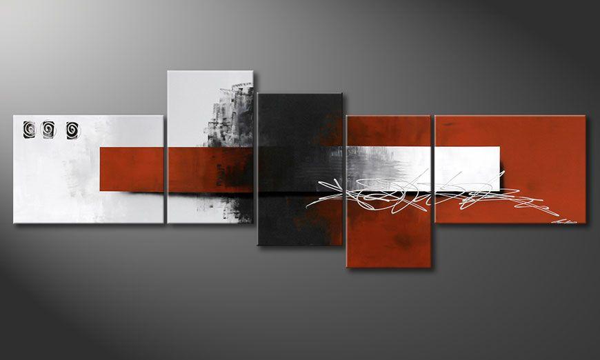 Nuestra pintura XXL Follow your Dream 260x90x2cm