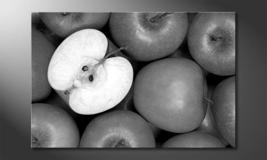 Decoración moderna Apples