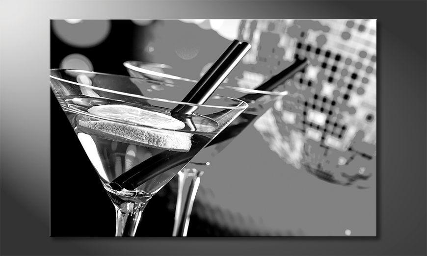 Decoración moderna Cocktails