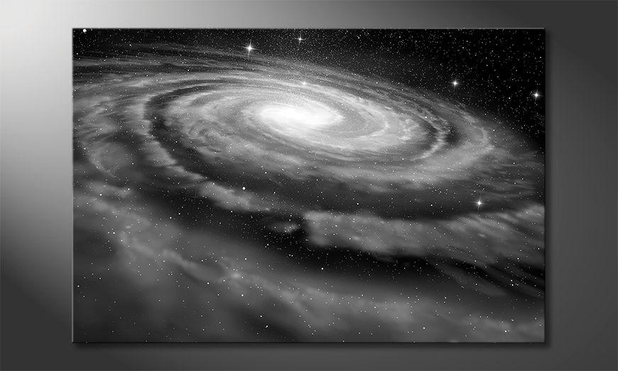 Decoración moderna Spiral Galaxy