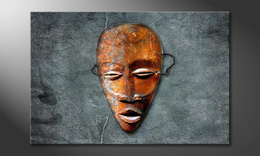 Decoración moderna The Face