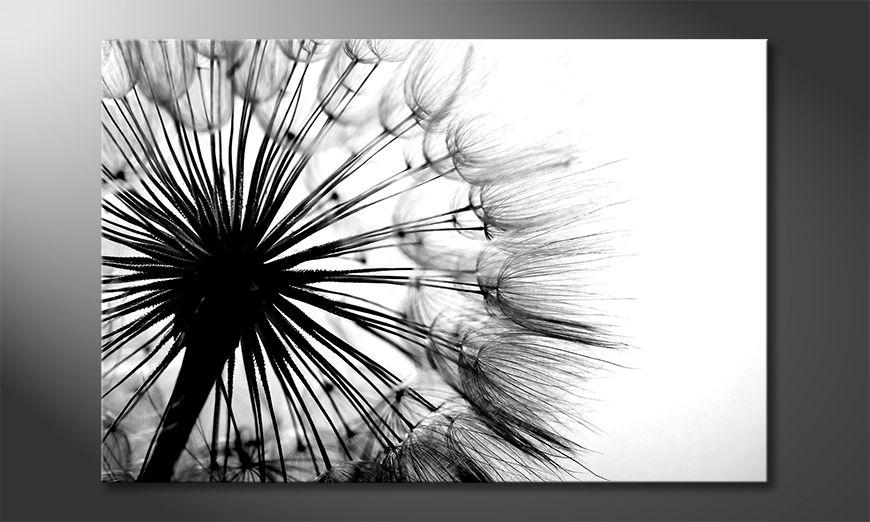 El cuadro Big Dandelion