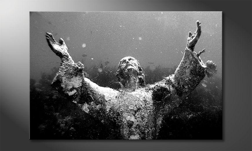 El cuadro Christ Of Abyss