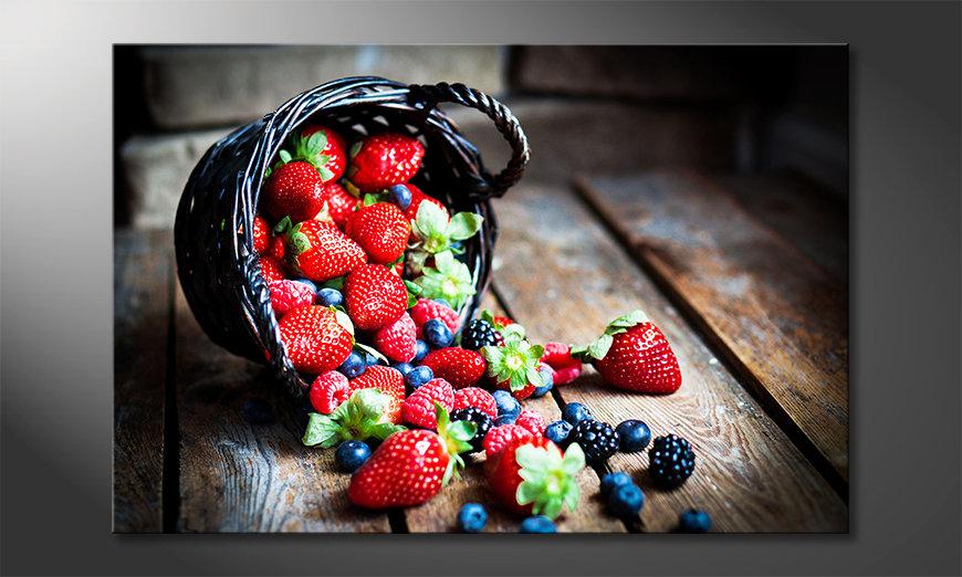 El cuadro Favorite Berries
