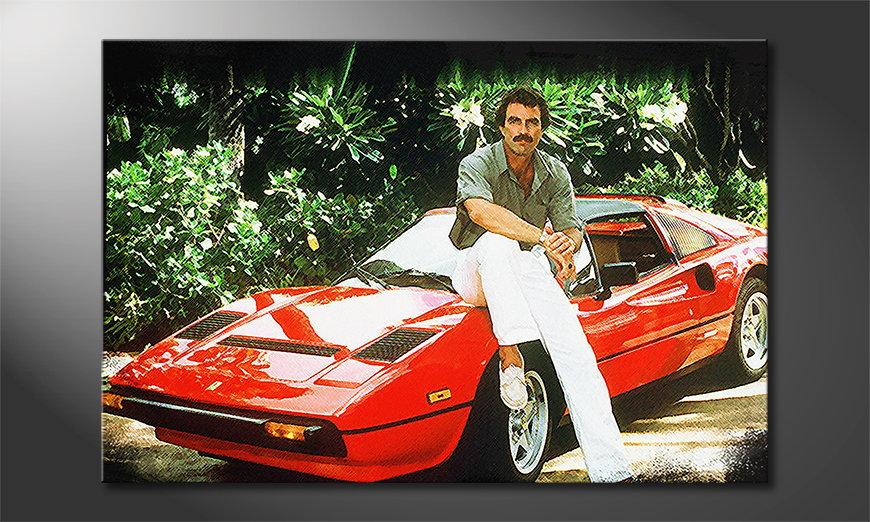 El cuadro Ferrari Magnum