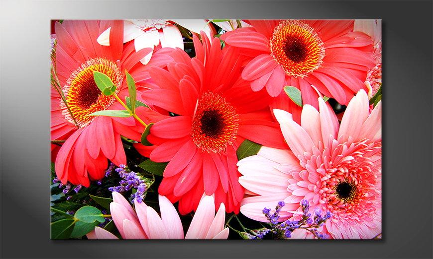 El cuadro Flowery Scent