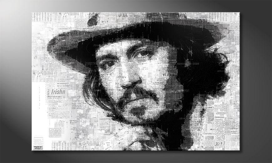El cuadro Johnny
