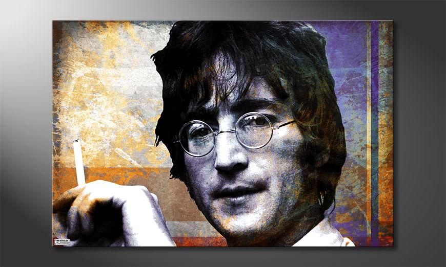 El cuadro Lennon