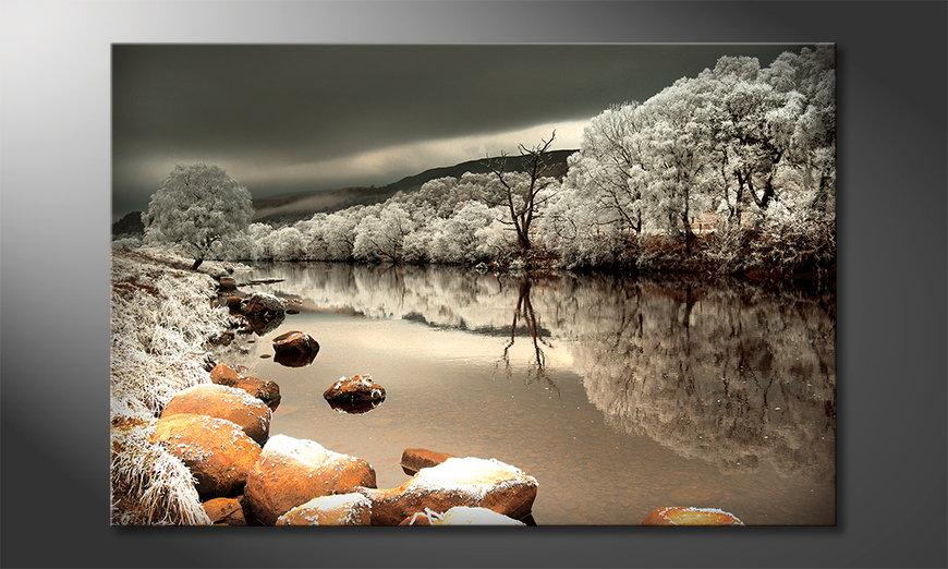 El cuadro Mystic River