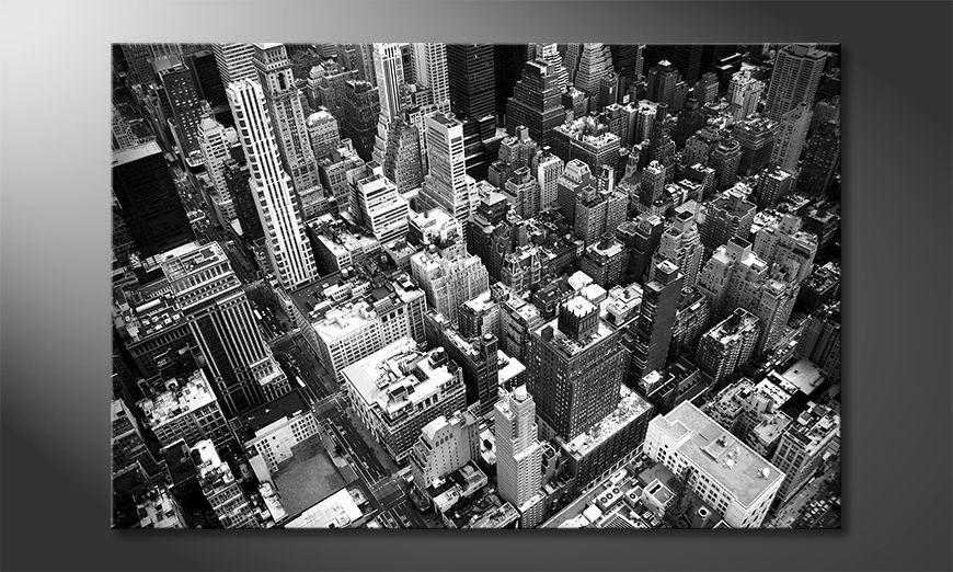 El cuadro NewYork City
