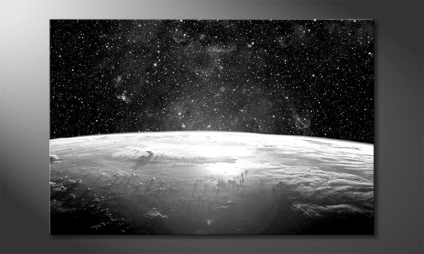El cuadro Planet Earth