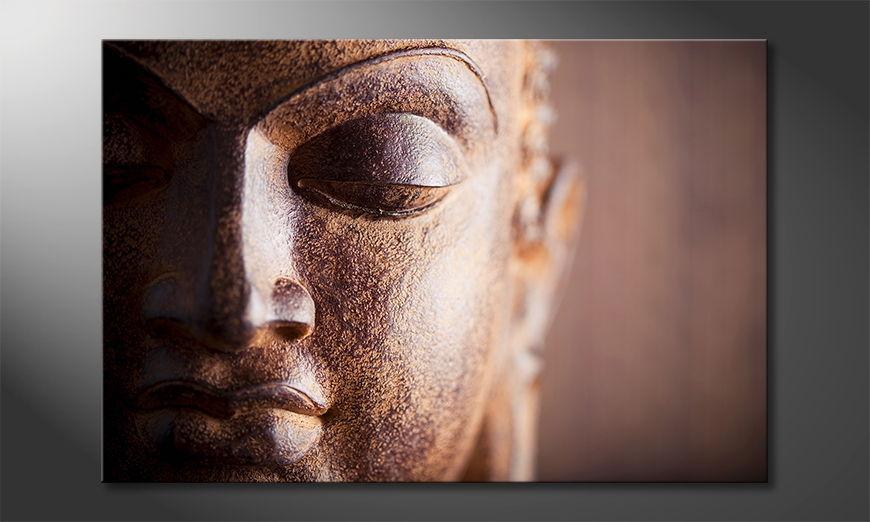 El cuadro de Buda Silence