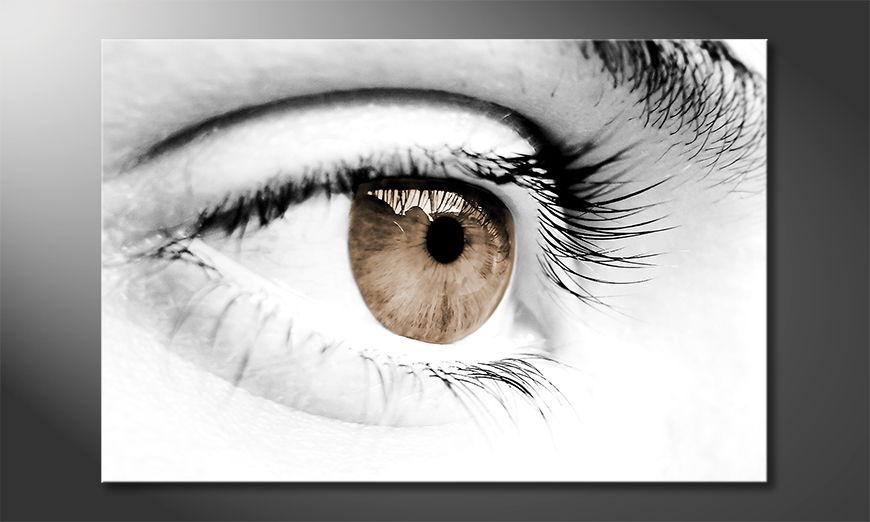 El cuadro luminoso Vision