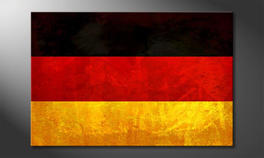 El cuadro moderno Alemania