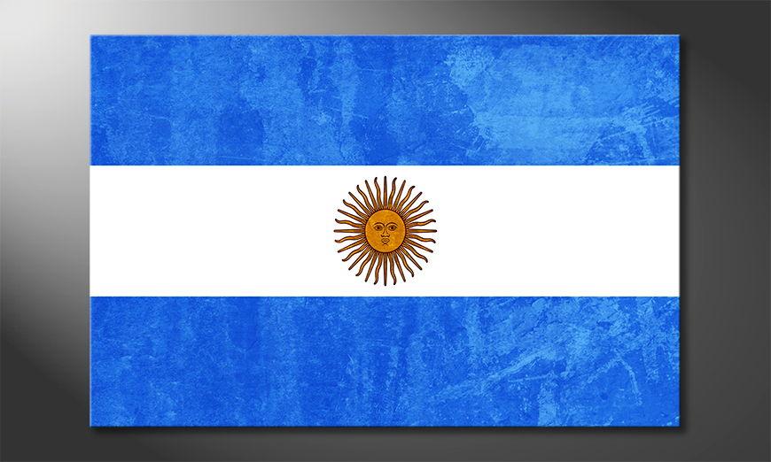 El cuadro moderno Argentina