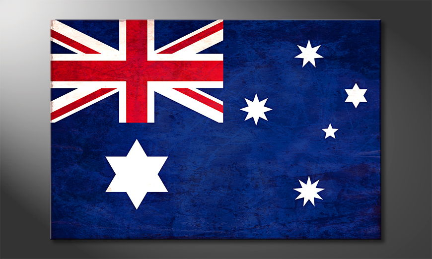 El cuadro moderno Australia