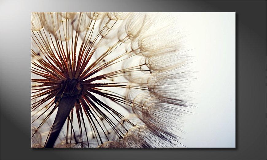El cuadro moderno Big Dandelion