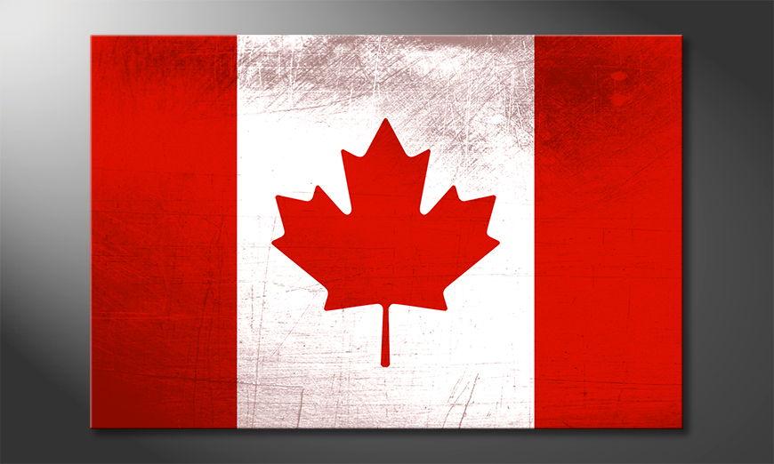 El cuadro moderno Canadá
