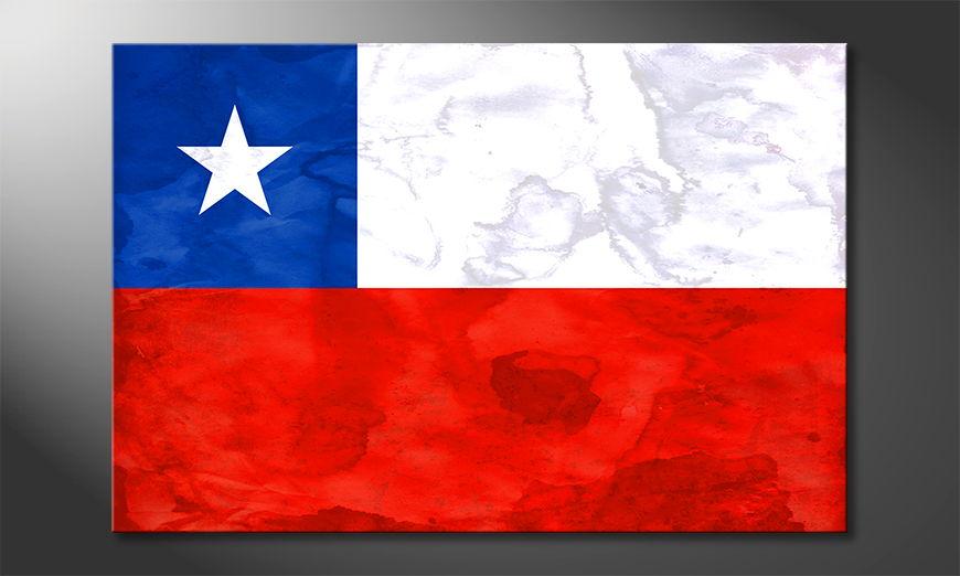 El cuadro moderno Chile