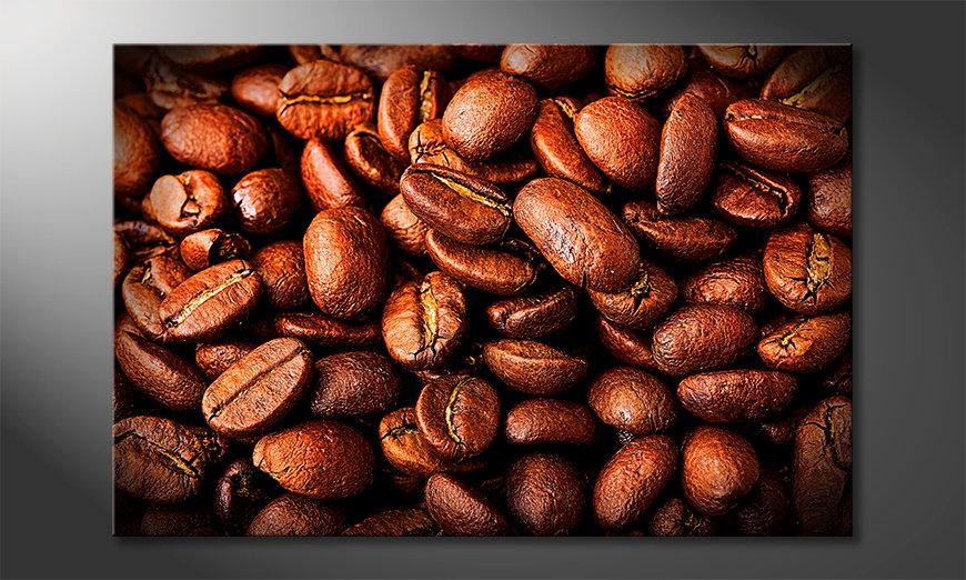 El cuadro moderno Coffee