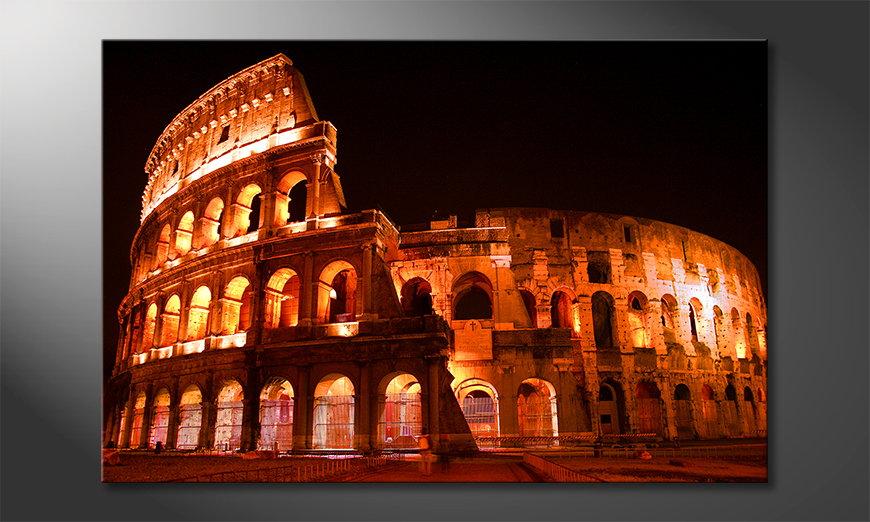 El cuadro moderno Colosseum