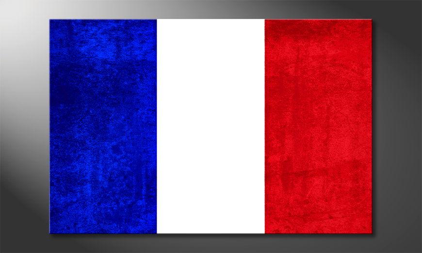 El cuadro moderno Francia