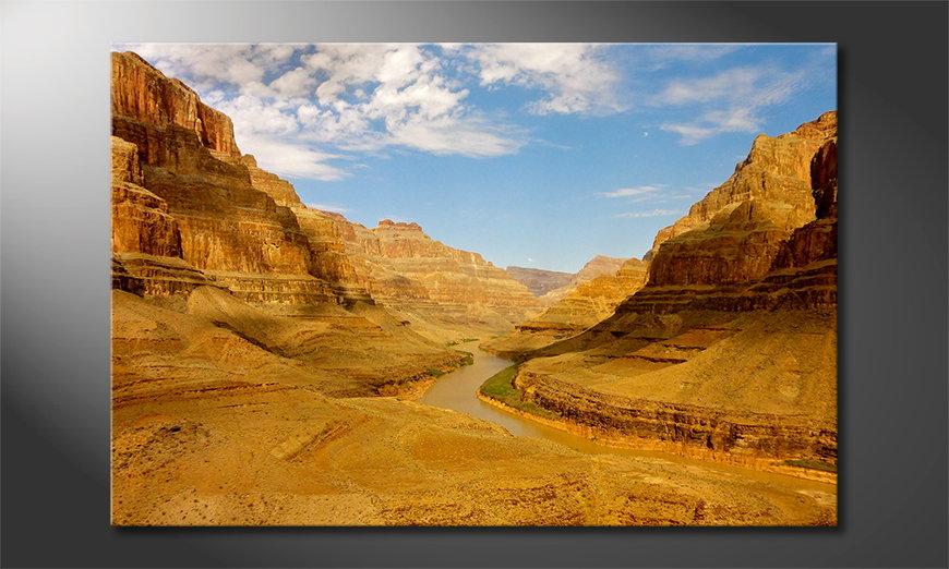 El cuadro moderno Grand Canyon