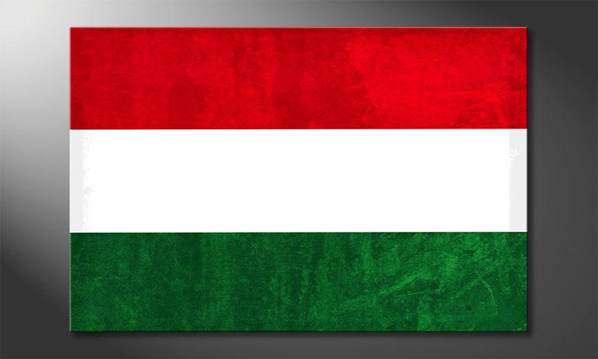 El cuadro moderno Hungría