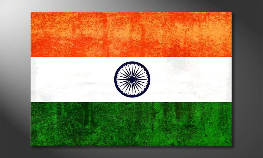 El cuadro moderno India