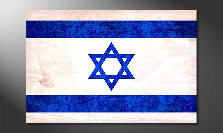 El cuadro moderno Israel