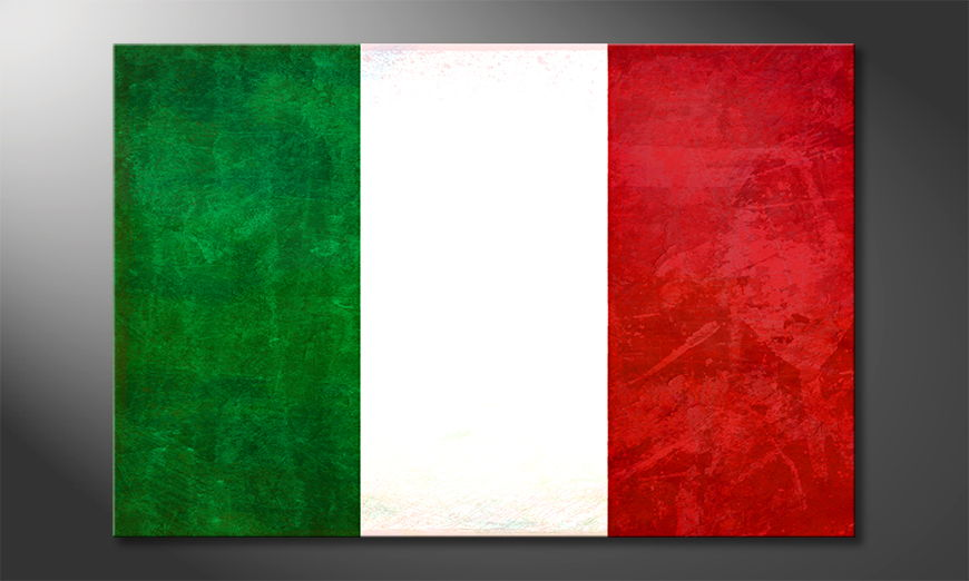El cuadro moderno Italia