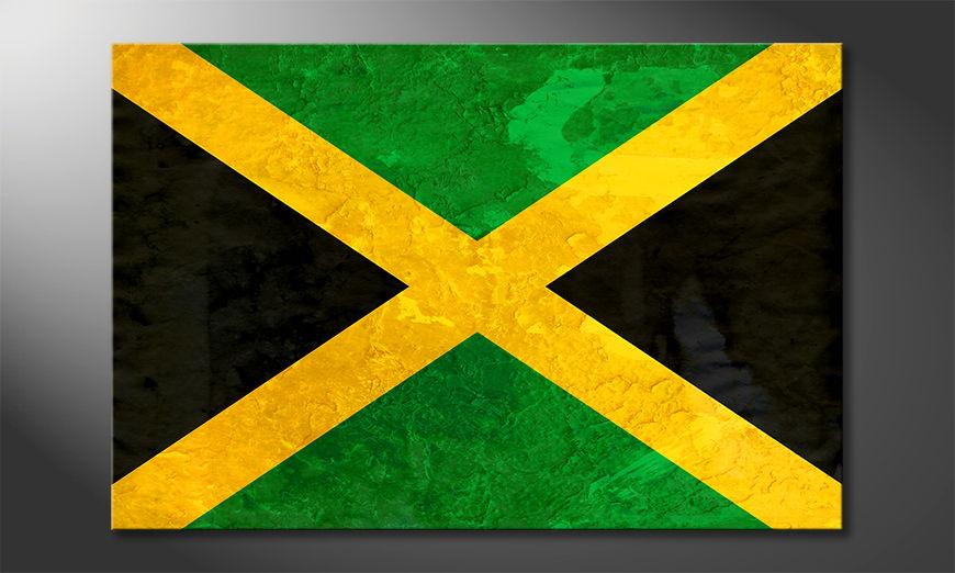 El cuadro moderno Jamaica