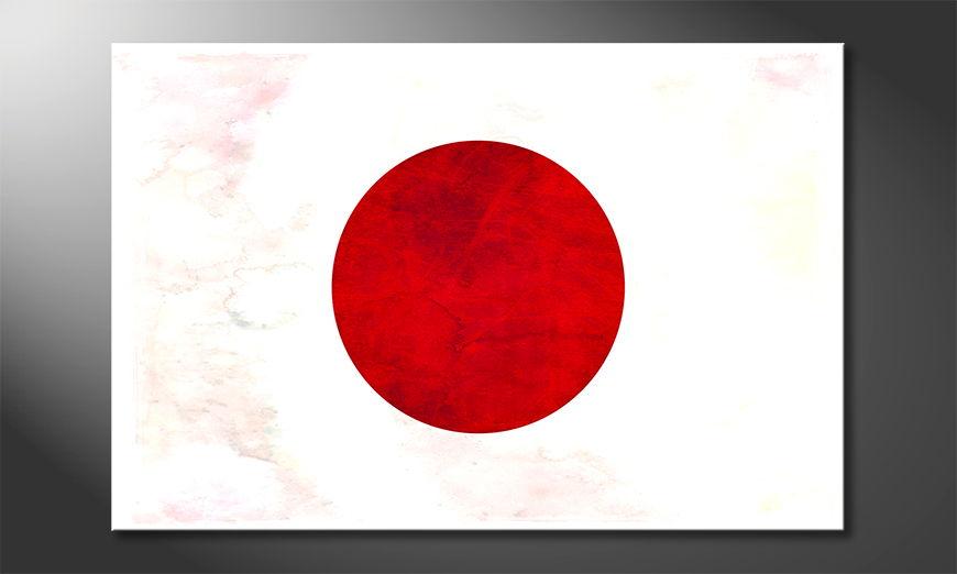 El cuadro moderno Japón