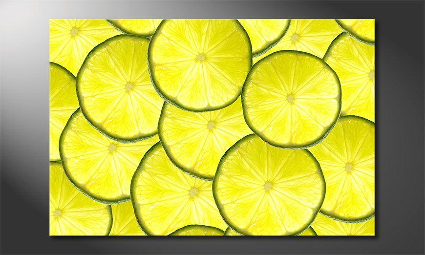 El cuadro moderno Limes