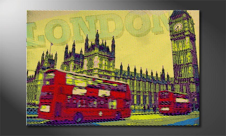 El cuadro moderno Londres