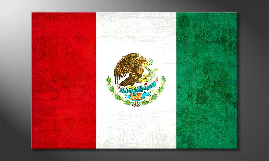 El cuadro moderno México