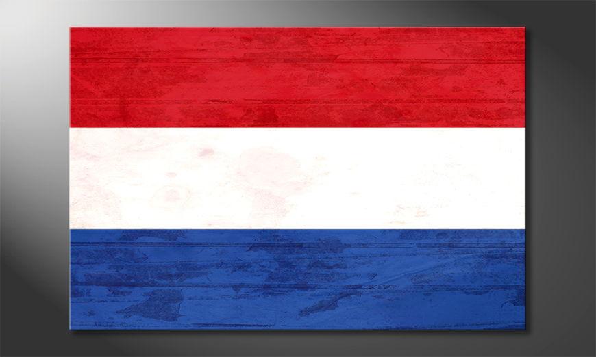 El cuadro moderno Países Bajos