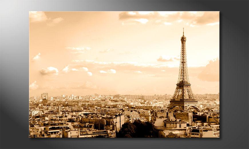 El cuadro moderno Paris II