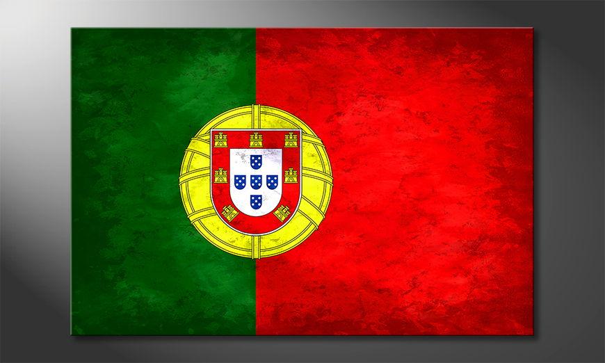 El cuadro moderno Portugal