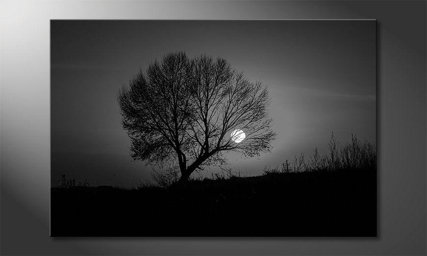 El cuadro moderno Sundown