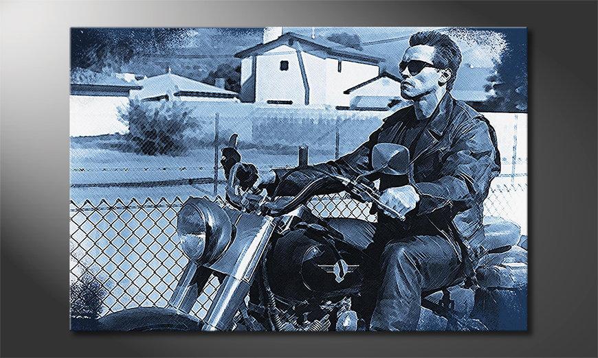 El cuadro moderno Terminator