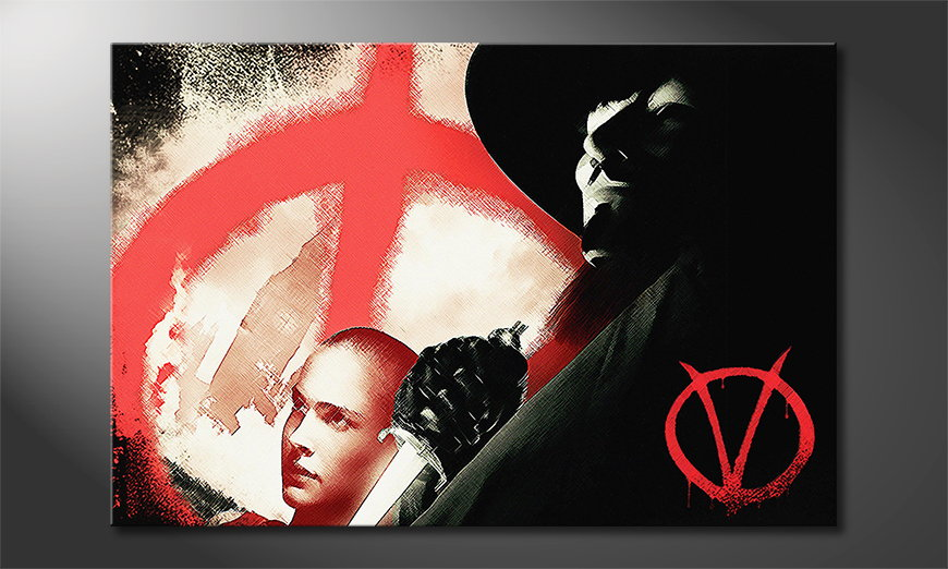 El cuadro moderno Vendetta