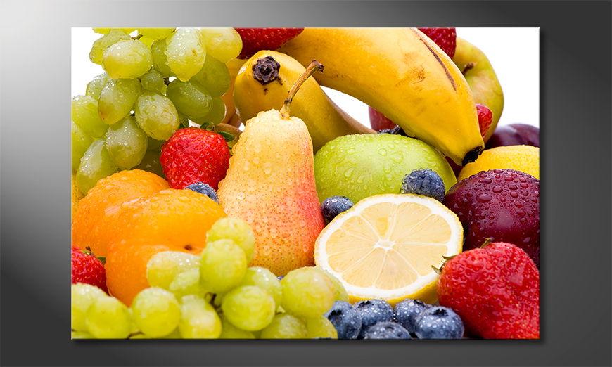 Fruits Cuadro
