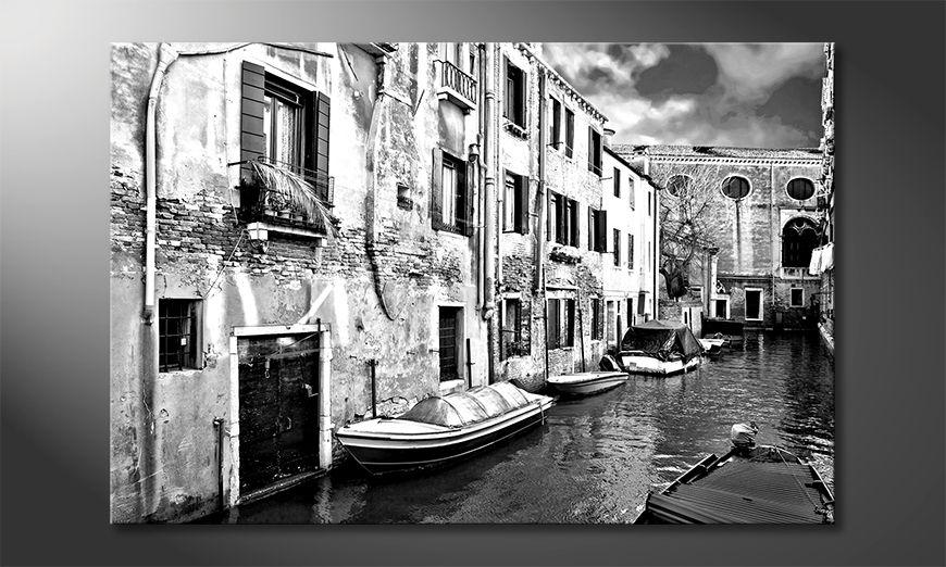 Impresión de arte moderno Beautiful Venice