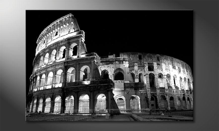 Impresión de arte moderno Colosseum