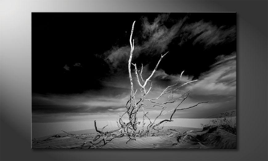 Impresión de arte moderno Desert Landscape